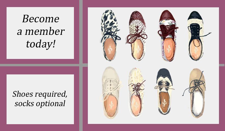 Member shoes 1